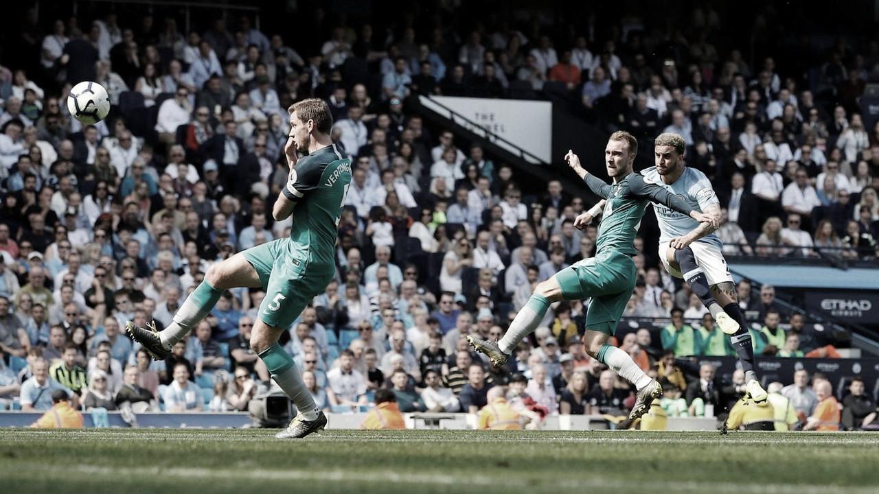 Previa Manchester City - Tottenham: Estilos distintos, pero efectivos