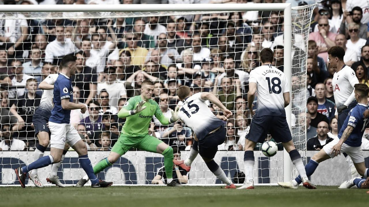 Tottenham aposta em bom retrospecto contra Everton para se recuperar na Premier League