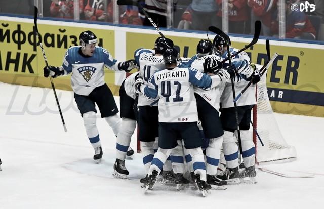 La revalorización: el segundo propósito de muchos jugadores en el mundial de la IIHF