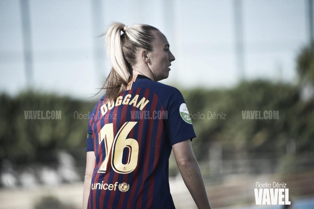 Toni Duggan deja el FC Barcelona