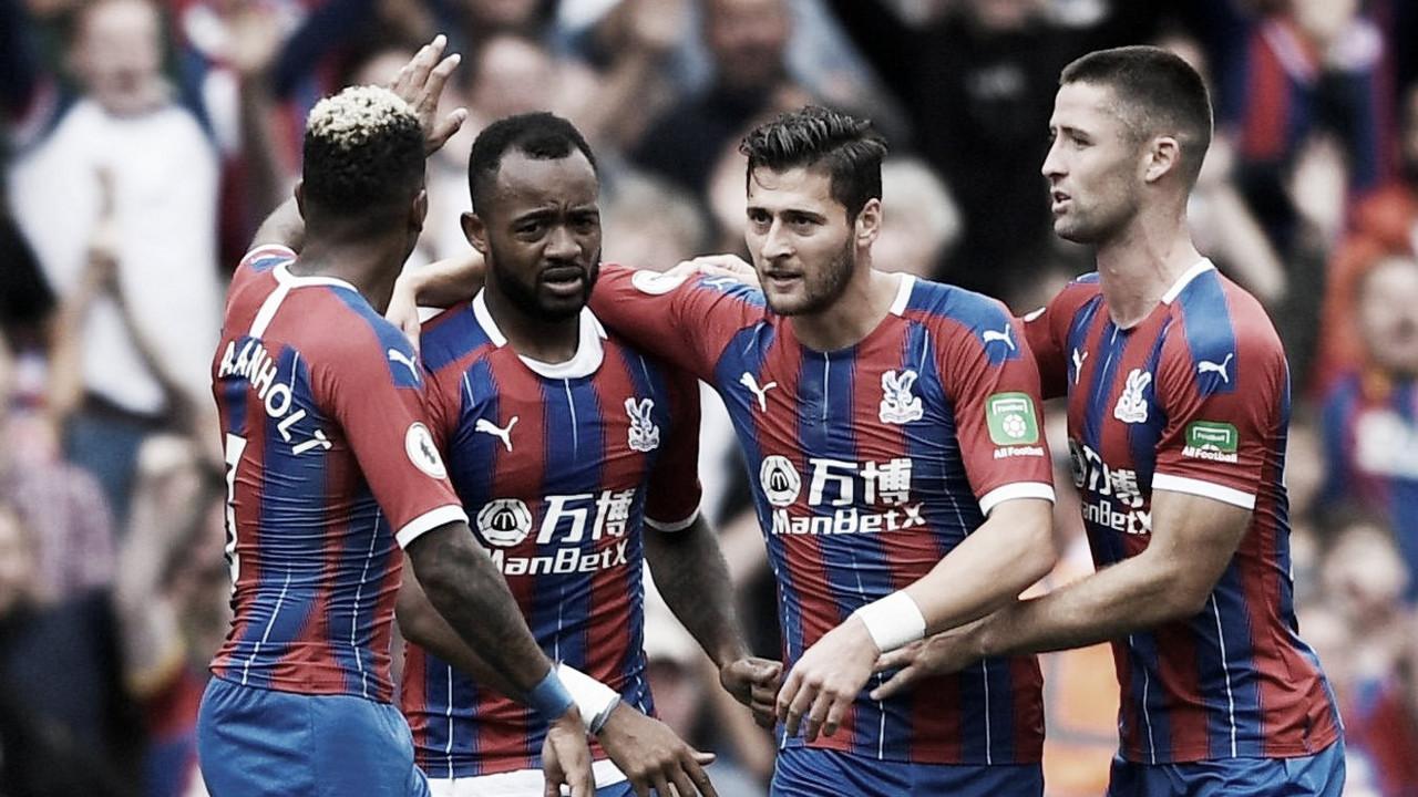 El Crystal Palace y cómo sacar tanto con tan poco