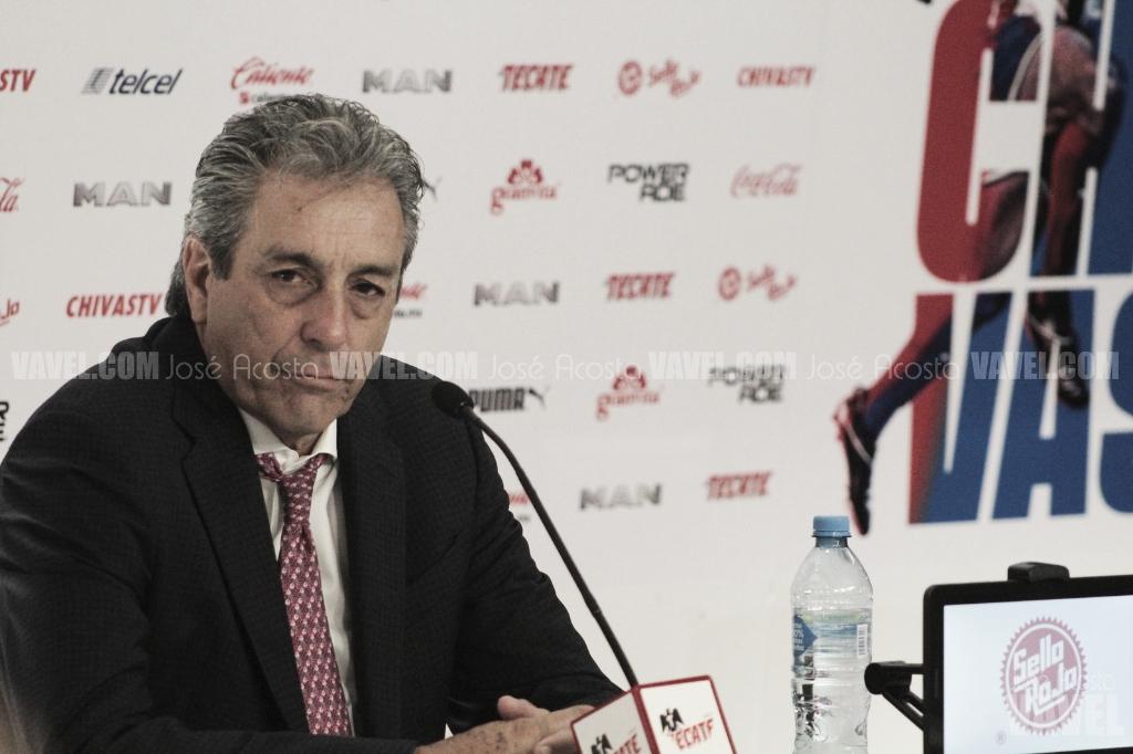"""Tomás Boy: """"Los entrenadores siempre estamos con la maleta lista"""""""
