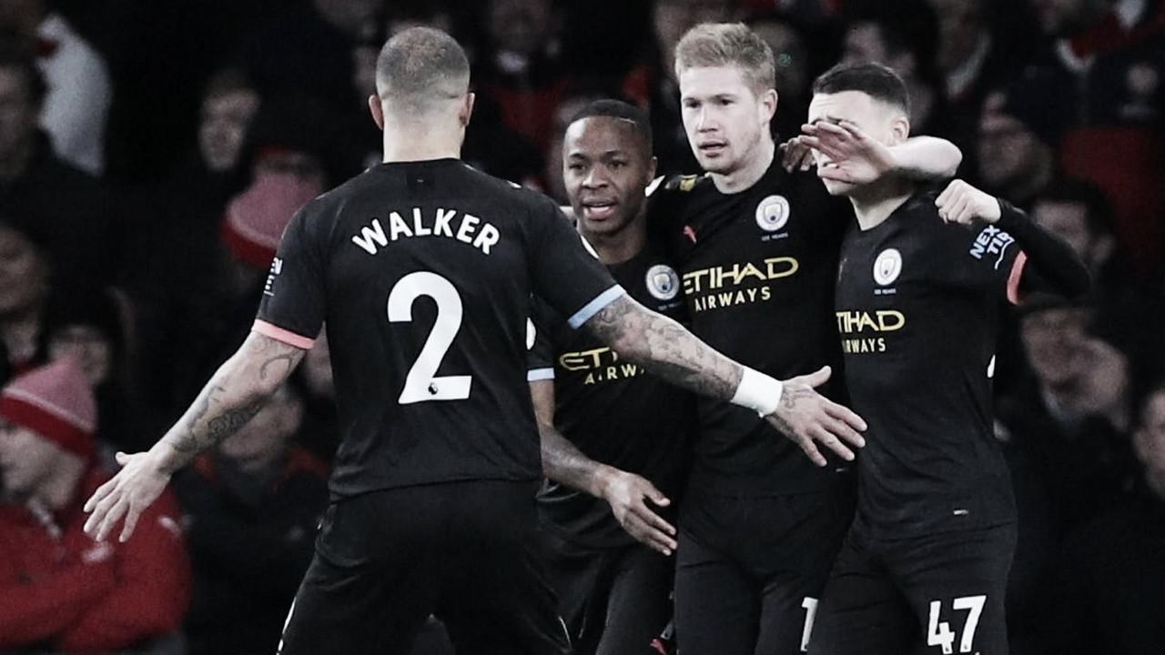 Resumen general de la jornada 17 de Premier League