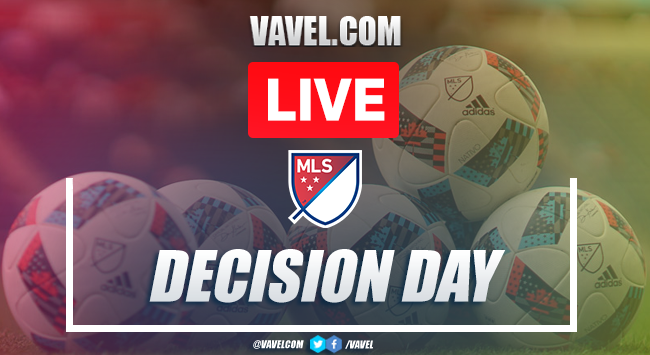 2019 MLS Decision Day: LIVE Stream and Score Updates