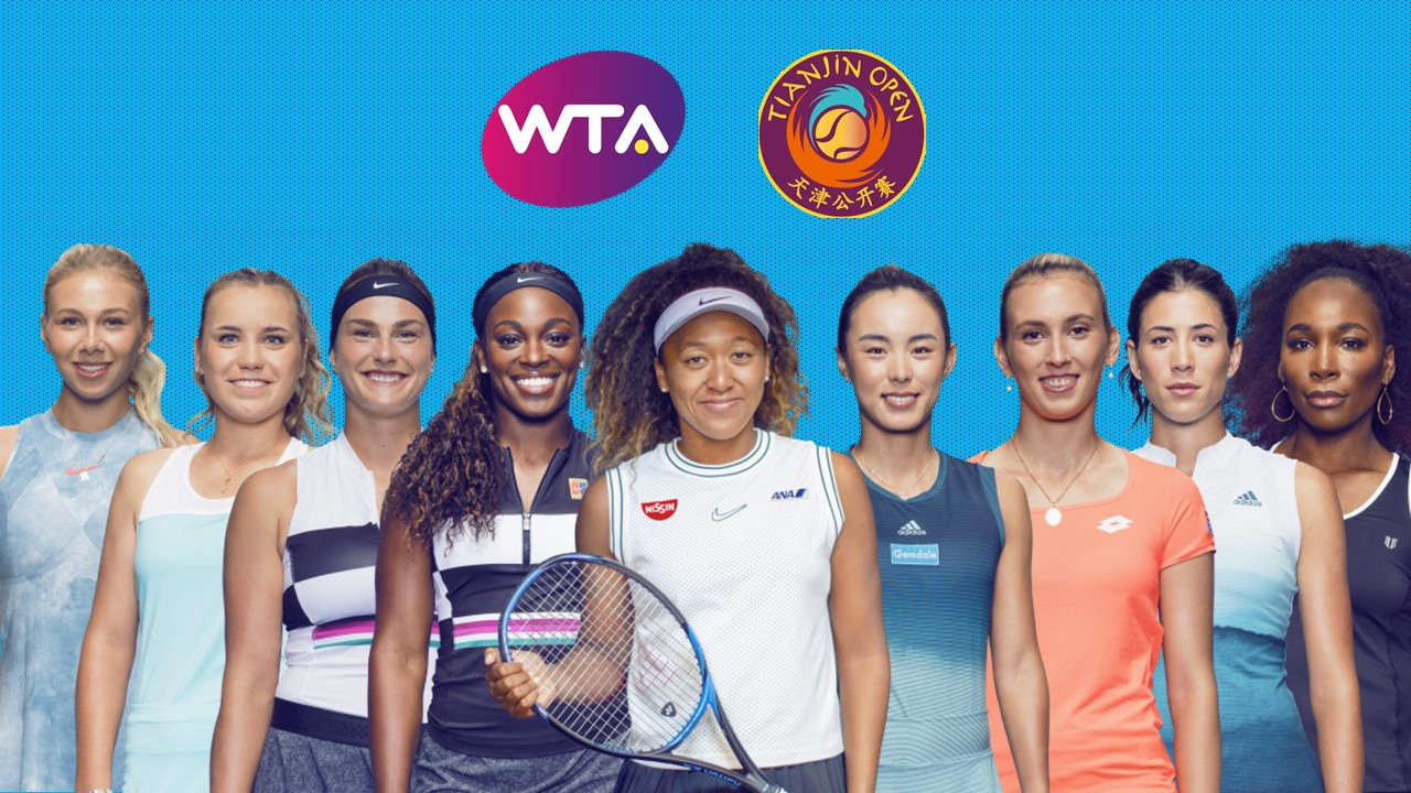 Tianjin Open: Naomi Osaka, Aryna Sabalenka and Venus Williams headline packed field