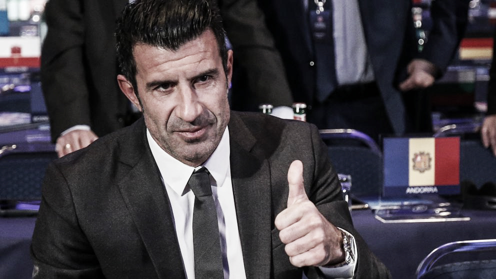 """Figo: """"El Madrid es el Madrid y nunca tira la toalla"""""""