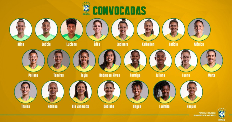 2019 SheBelieves Cup team preview: Brazil
