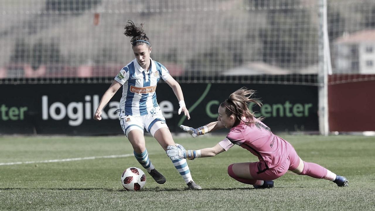 Nahikari García bajo los intereses de Real Madrid Femenino