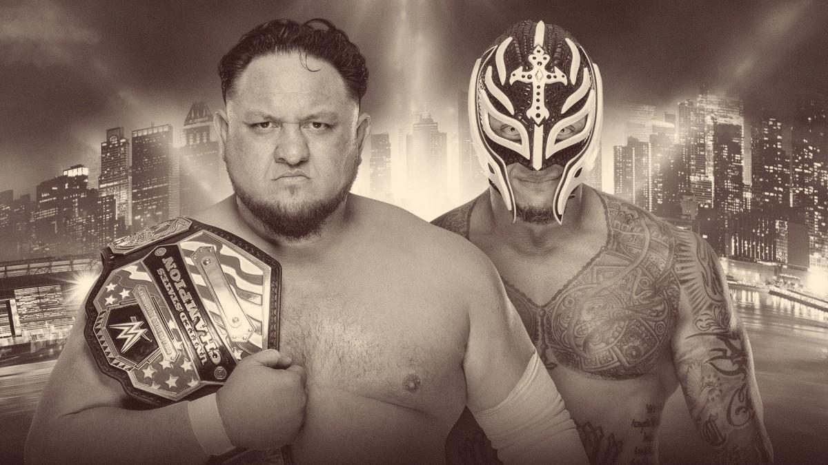 Samoa Joe vs Rey Mysterio: el tapado de la cartelera
