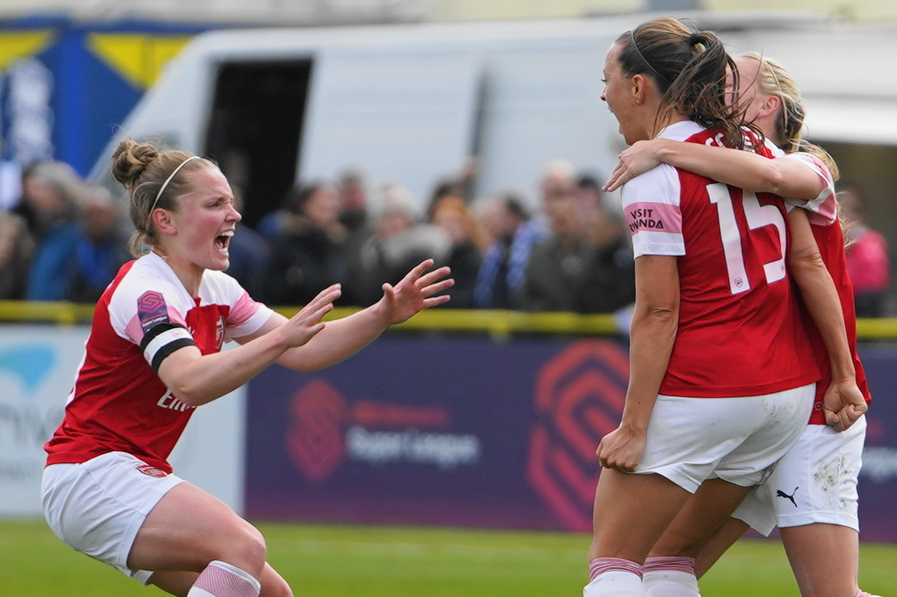 WSL week 18 review: Arsenal and Manchester City wrap up European football