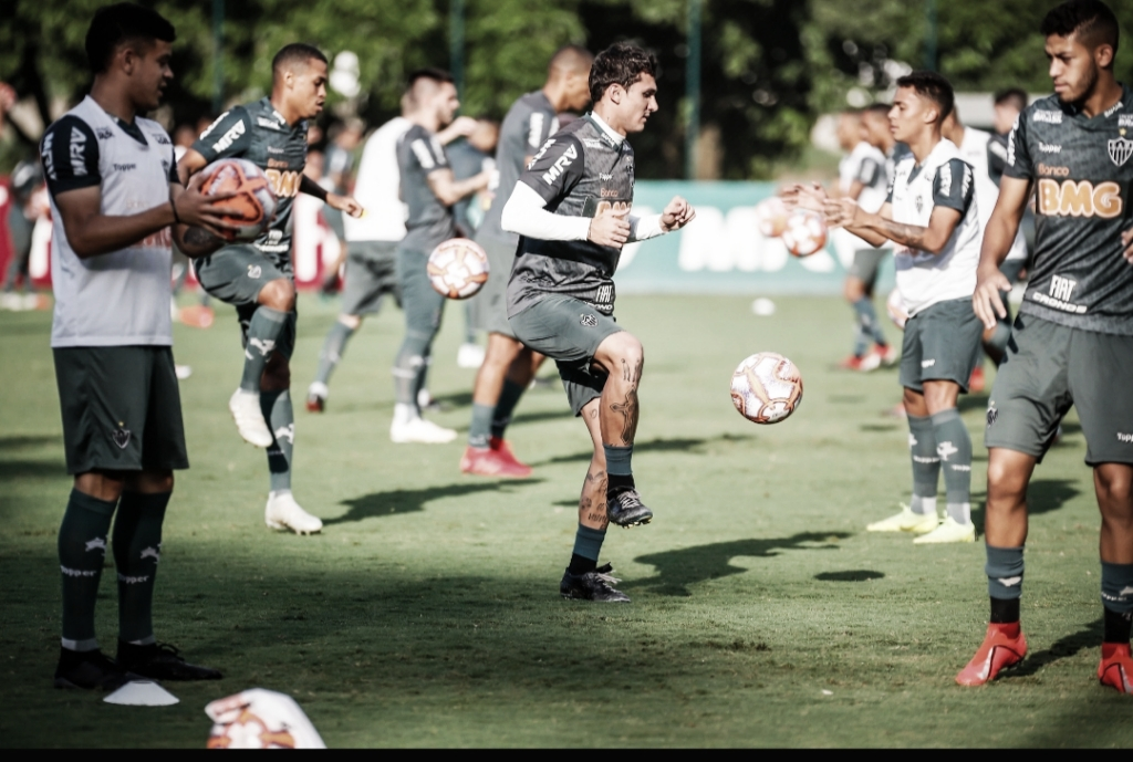 Com vantagem do empate, Atlético-MG recebeBoa Esporte pelo Campeonato Mineiro