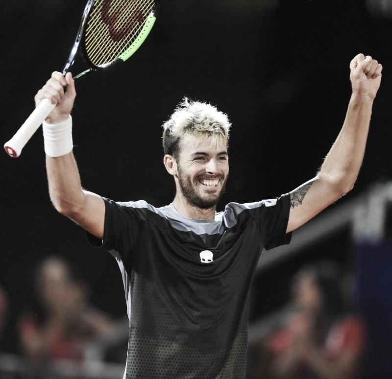 ATP de Marrakech: Londero acompaña a Andreozzi en 8vos