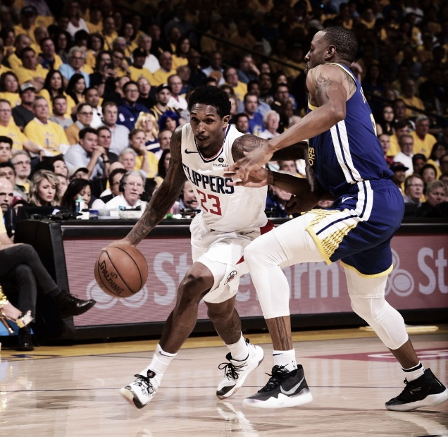 PlayOffs NBA: Clippers sorprendió a Warriors y estira la serie al sexto partido