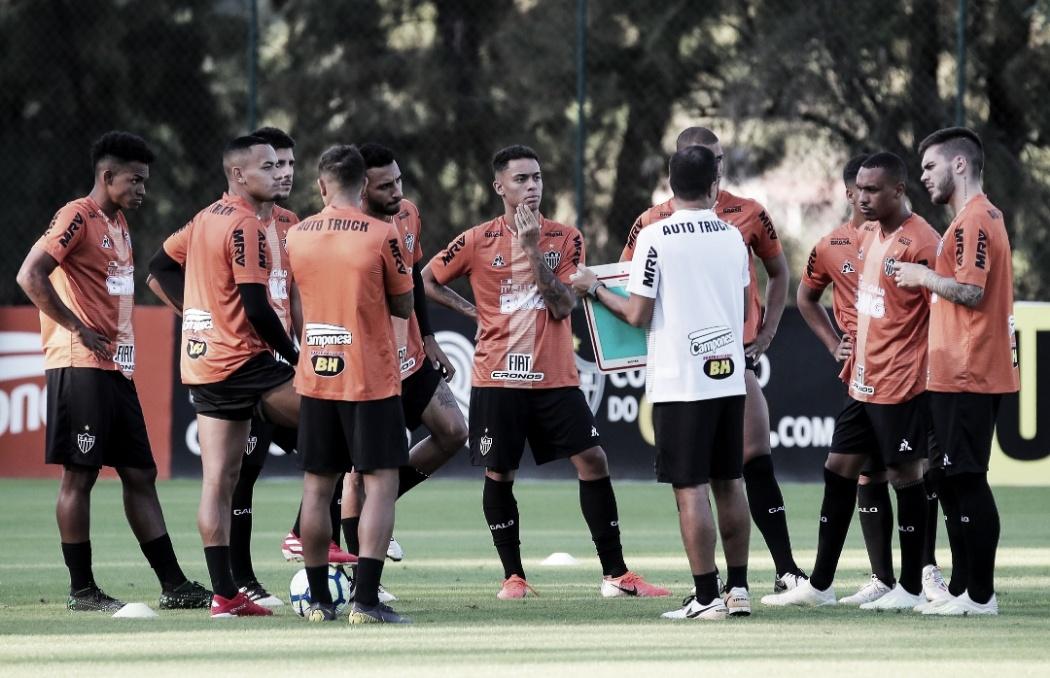 Com mudanças pontuais, Atlético-MG recebe CSA no Independência visando a liderança do Brasileiro