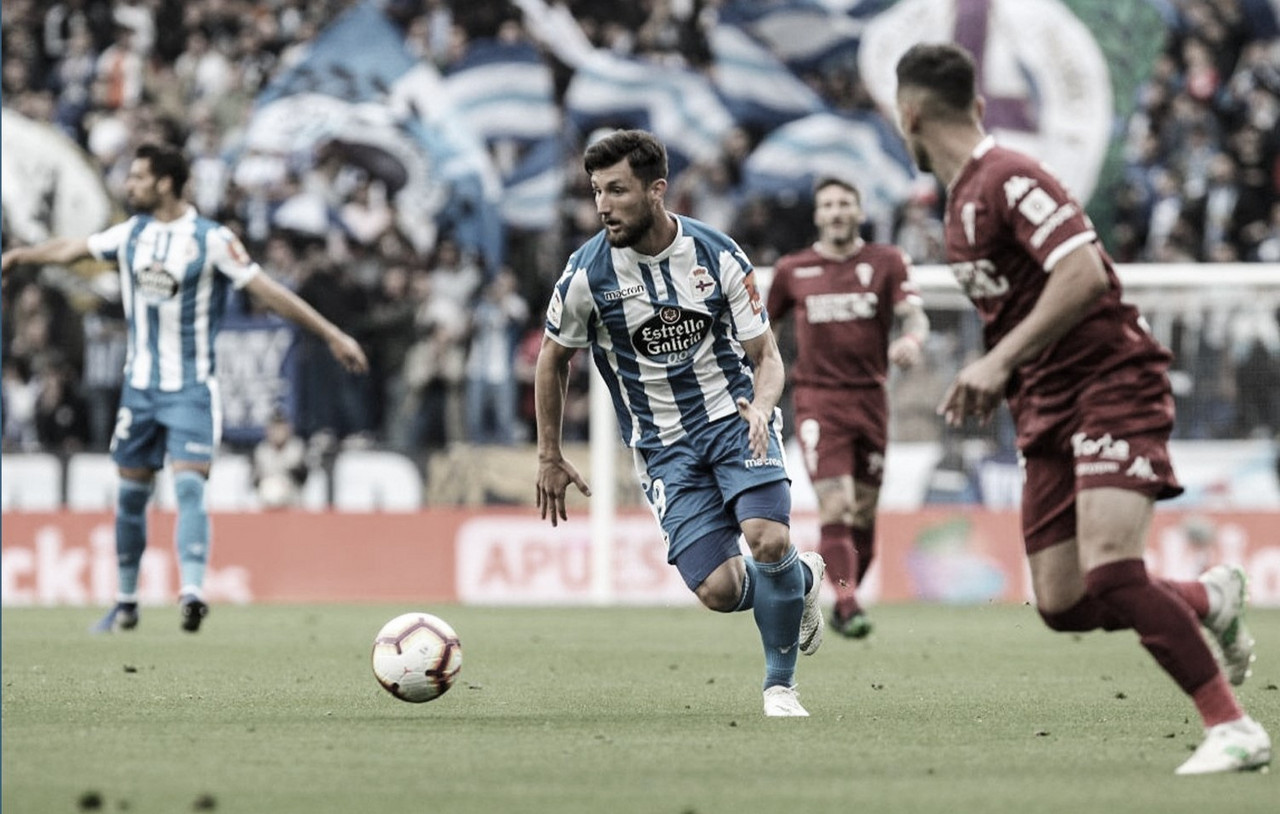 El Deportivo consigue la 6º plaza para jugar los playoffs de ascenso
