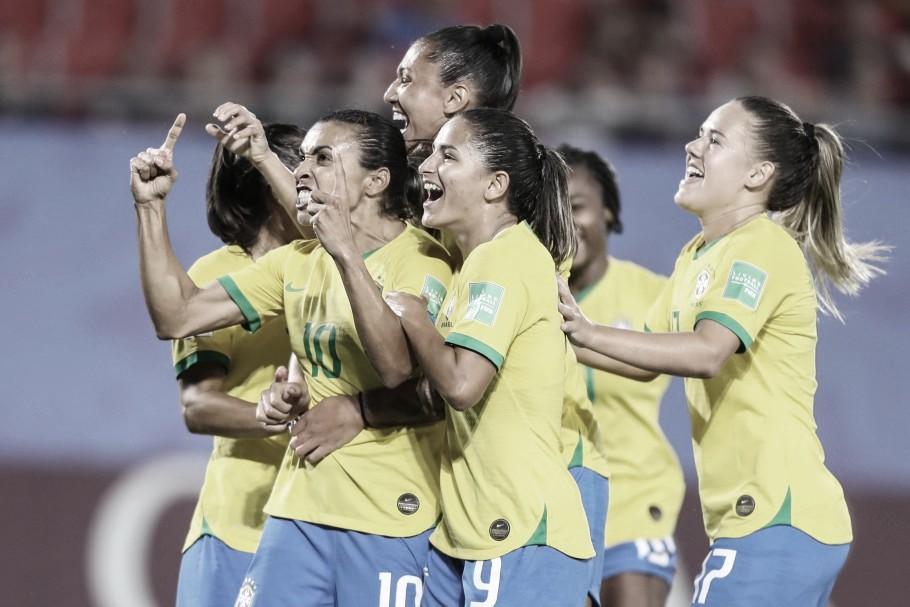 Marta dedica artilharia de todas edições da Copa do Mundo as conquistas das mulheres