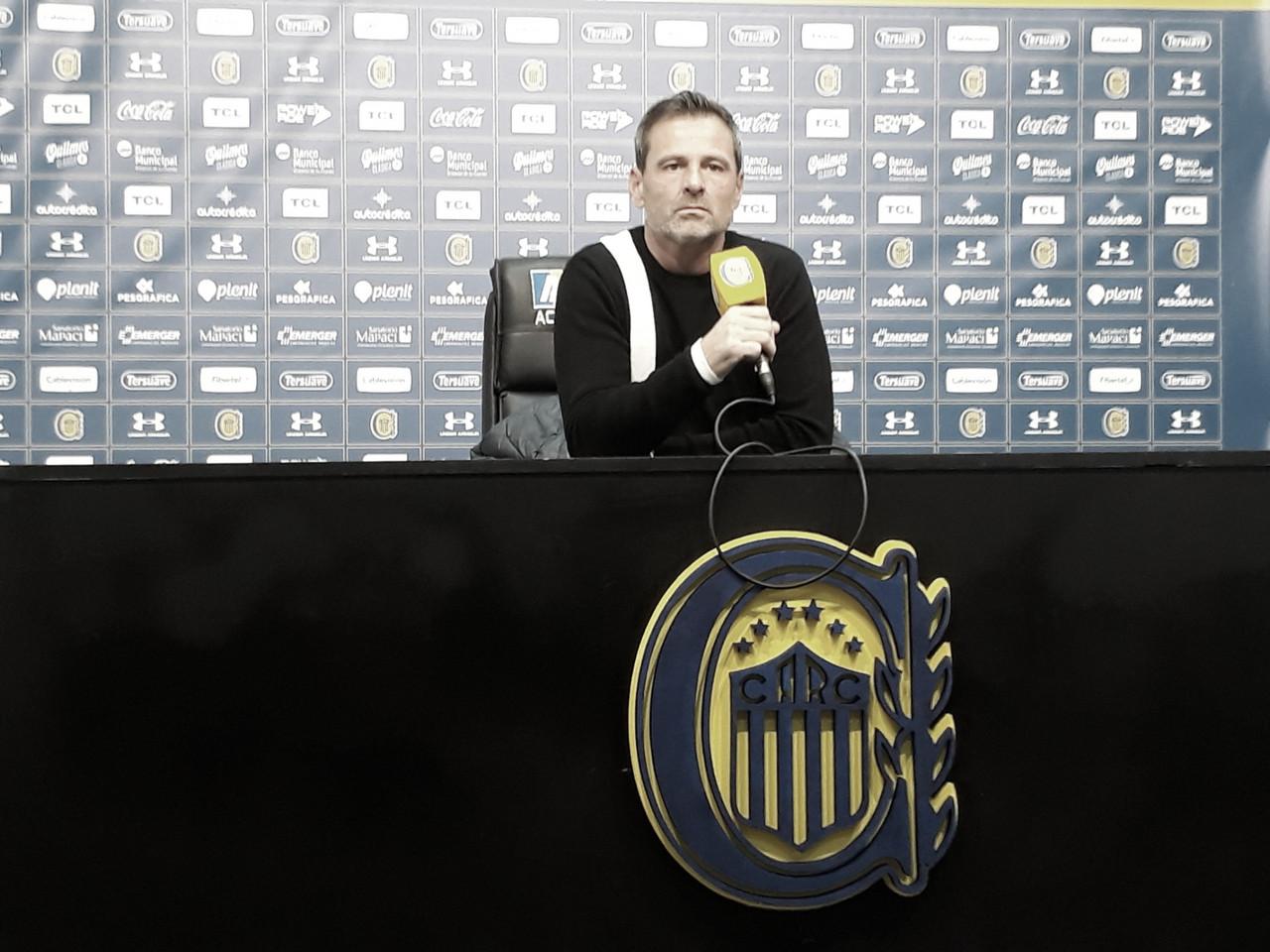 """Diego Cocca: """"La gente tiene que venir a la cancha con expectativa"""""""