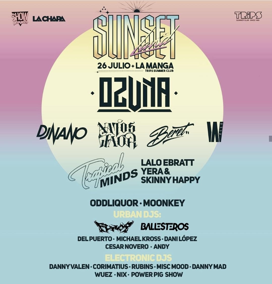 Guía VAVEL Festivales 2019: Sunsetland Festival