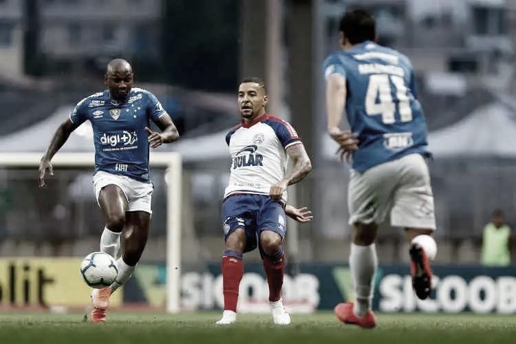 Gols e melhores momentos Cruzeiro 1 x 1 Bahia pelo Campeonato Brasileiro 2019