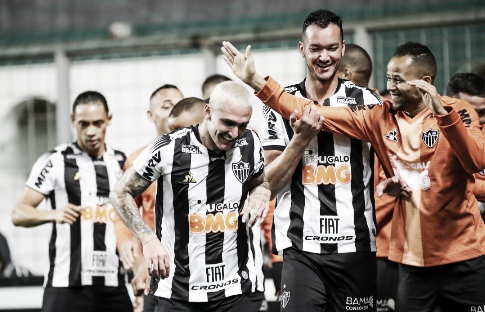 Atlético-MG domina Cruzeiro e se consolida no G-4 do Brasileirão