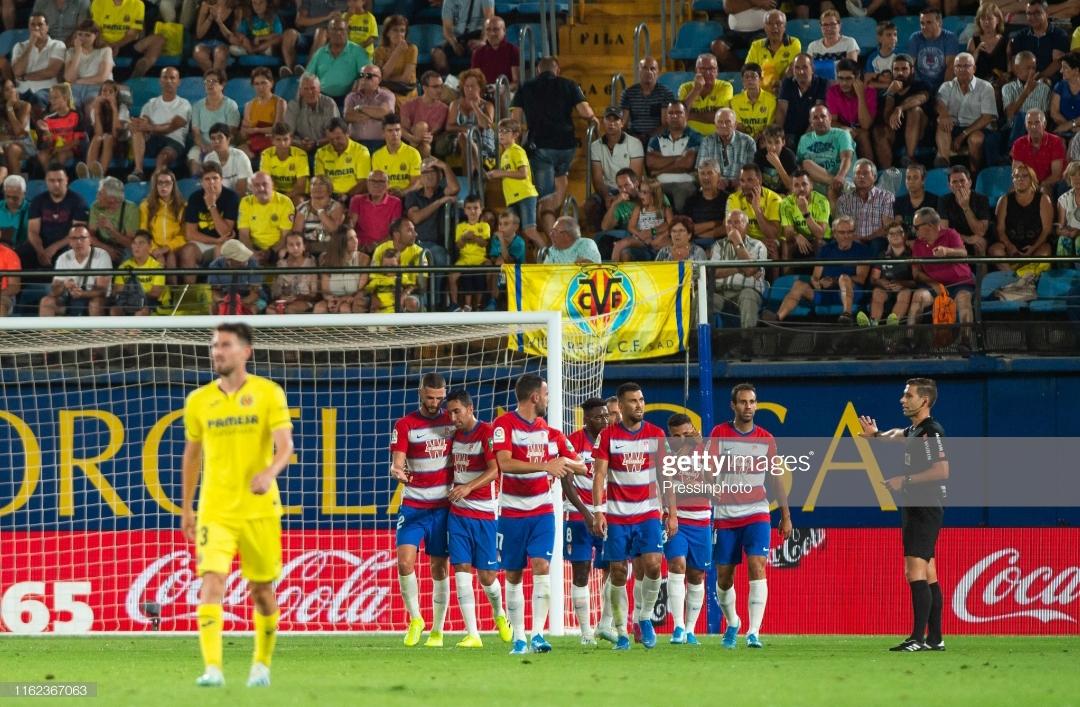 La Liga Round-Up: Jornada 1