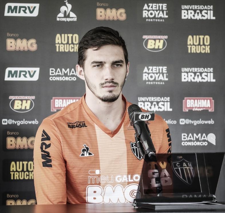 Faltando um ano para as Olimpíadas, Cleiton se diz confiante com sequência no Atlético-MG