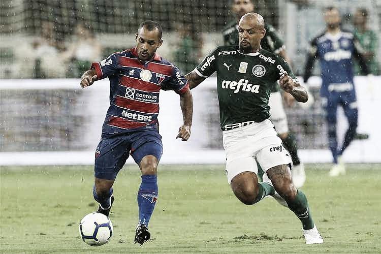 Jogo Fortaleza x Palmeiras AO VIVO online pelo Campeonato Brasileiro 2019