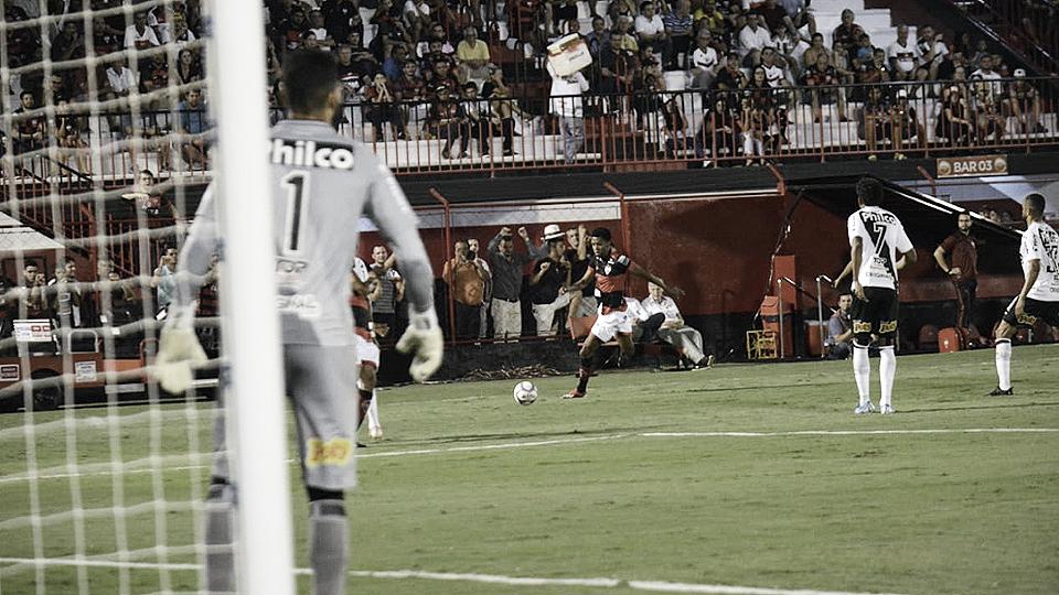 Atlético-GO empata com a Ponte Preta e aumenta jejum de vitórias