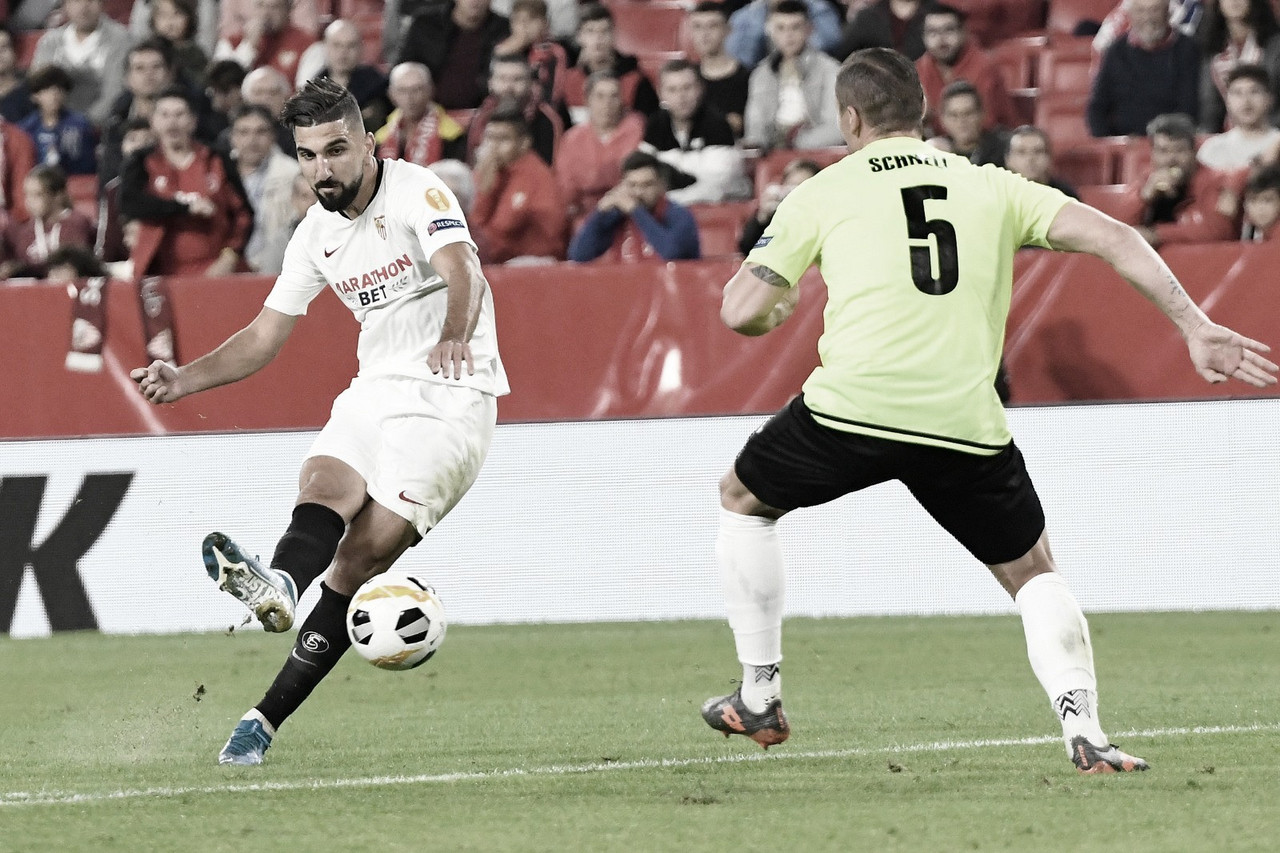 Resumen Dudelange vs Sevilla en la UEFA Europa League 2019 (2-5)