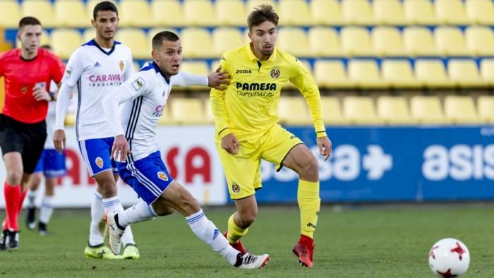 El Villarreal B rompe su mala racha a costa del Deportivo Aragón