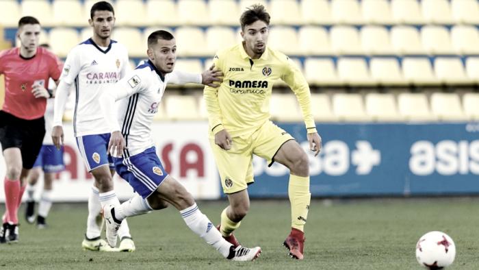 El Villarreal B se reencuentra con la victoria