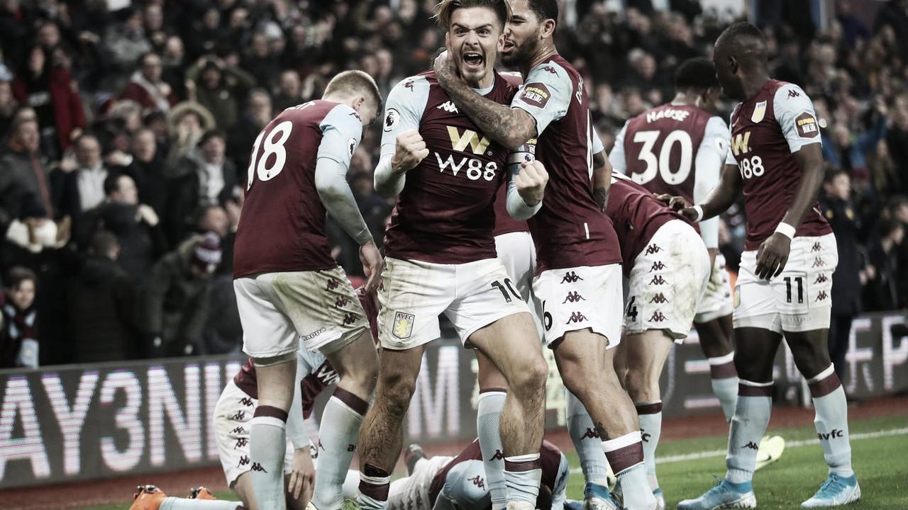 Las dos caras del Aston Villa