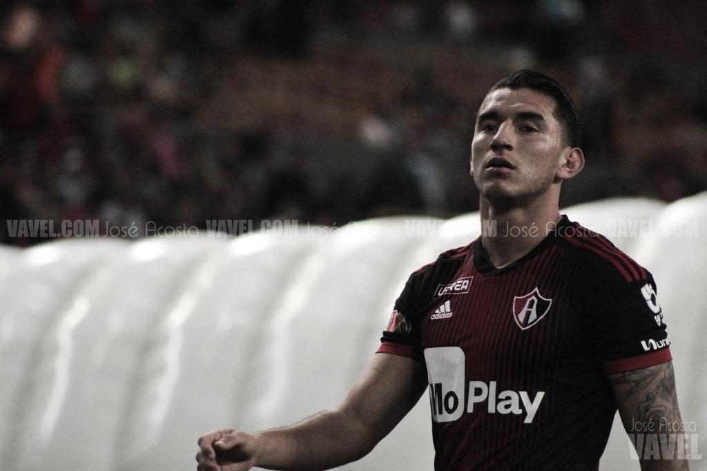 """Edgar Zaldívar: """"¿Por qué no pensar en ser campeones de Copa? Sería algo muy lindo"""
