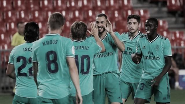Gols e melhores momentos de Granada 1 x 4 Real Madrid pelo Campeonato Espanhol