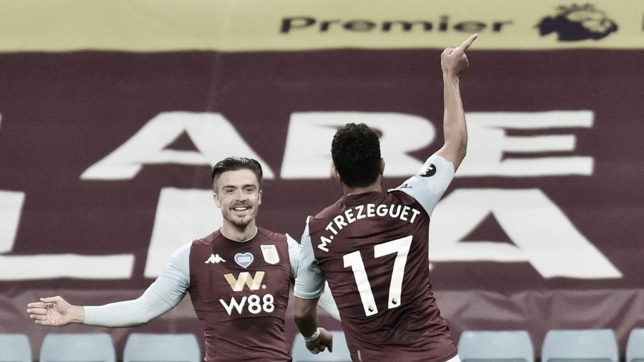 Aston Villa arranca vitória contra Arsenal e deixa zona de rebaixamento da Premier League