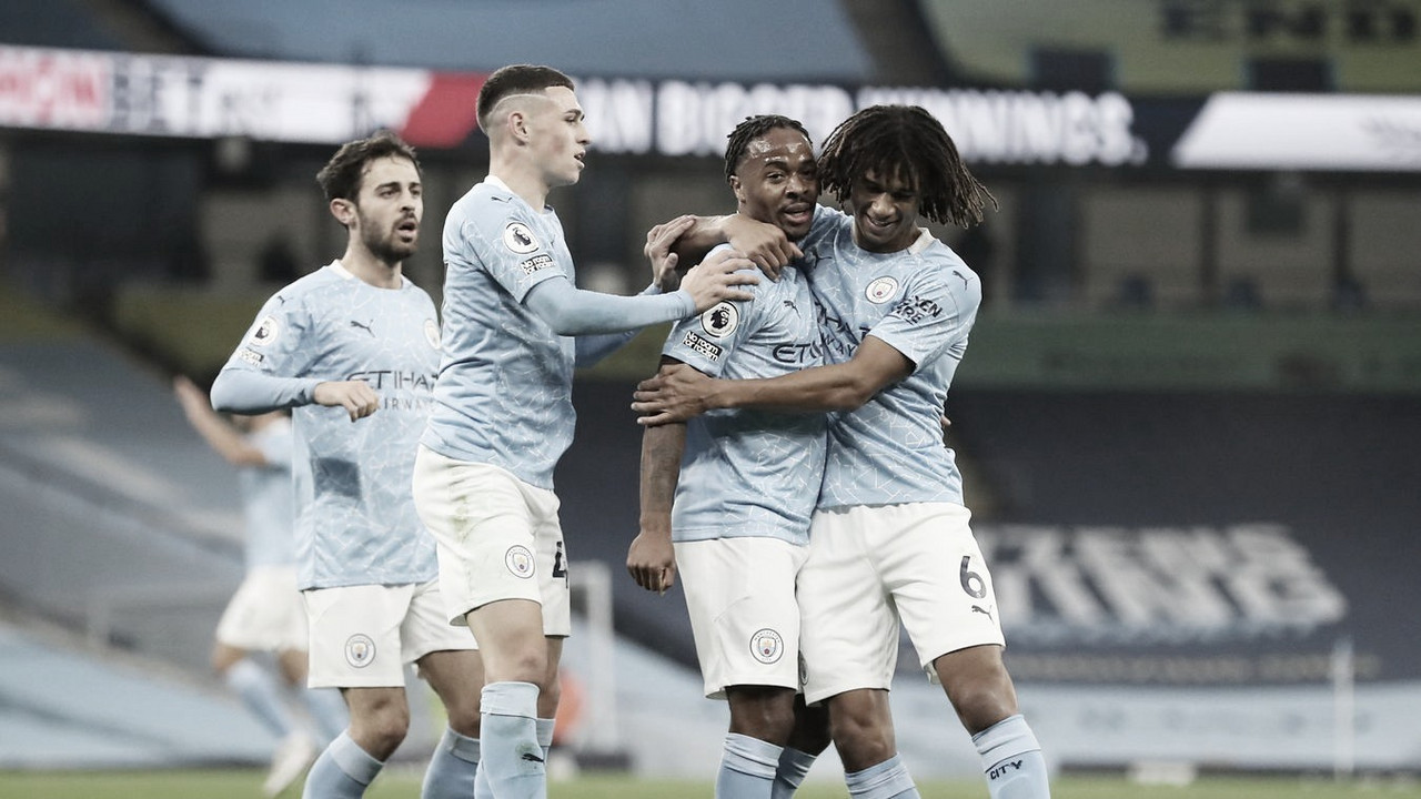 Arsenal cria pouco, City é eficiente e vence clássico na Premier League