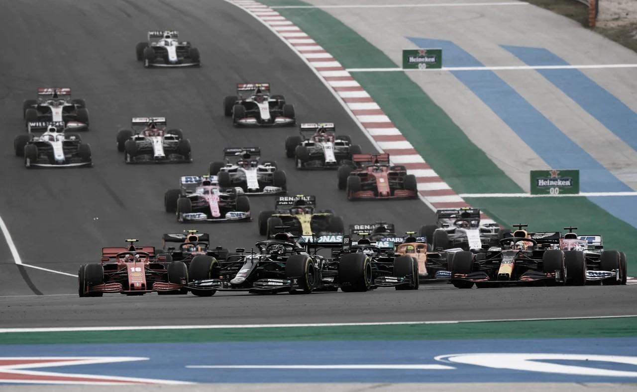 La Fórmula 1 aterriza en Portugal