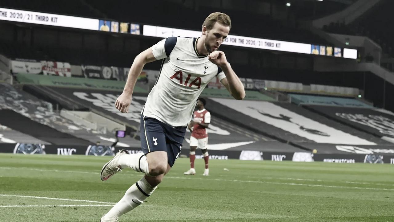 Cirúrgico novamente, Tottenham supera Arsenal e retoma liderança da Premier League