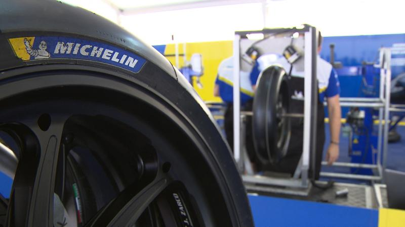 Michelin listo para la tercera cita de la temporada