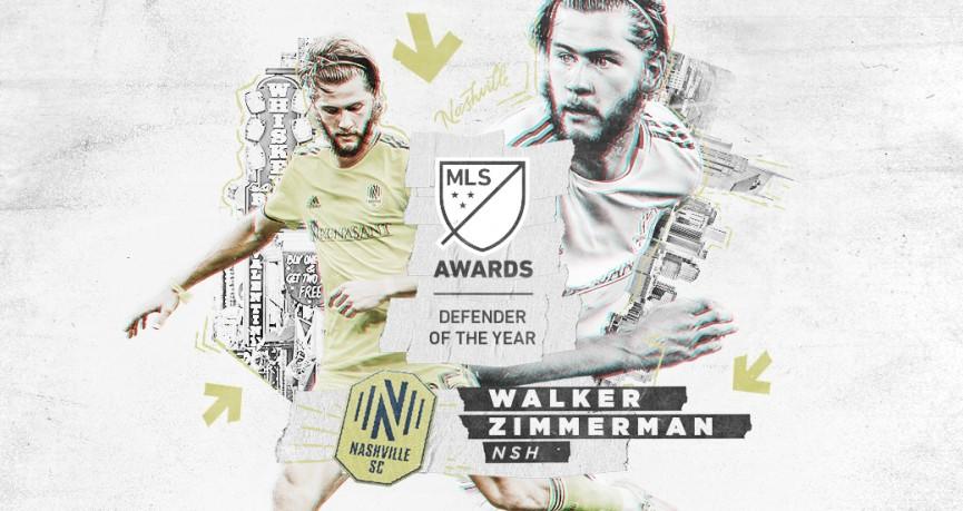 Walker Zimmerman, MLS Entrenador el Año 2020