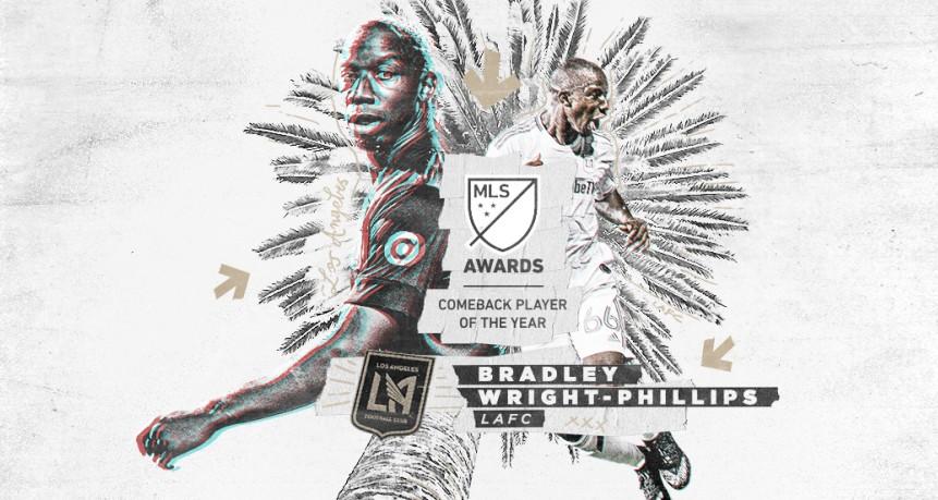 Bradley Wright-Phillips, MLS Regreso del Año 2020