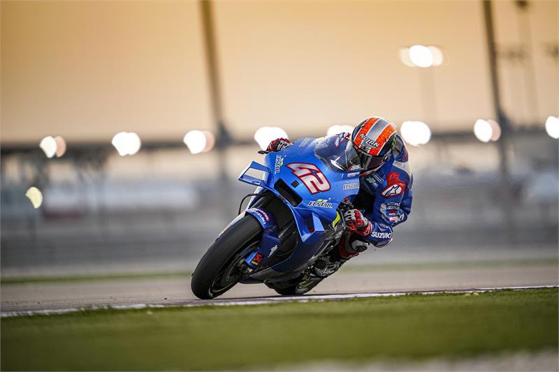 Alex Rins renueva dos años más con Suzuki