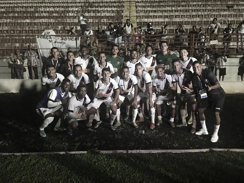 Vasco vence Itapirense-SP e avança na liderança do grupo 19 da Copinha