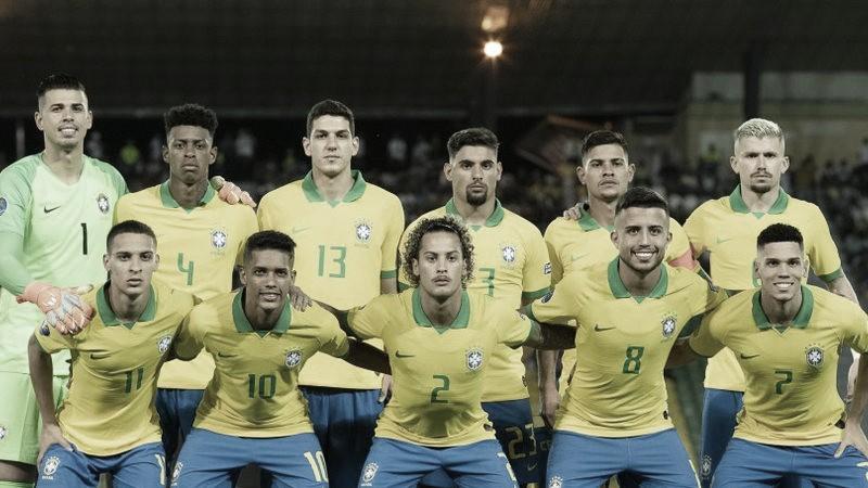 Gols e melhores momentos de Brasil 1 x 2 Cabo Verde em Amistoso