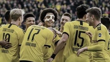 Borussia Dortmund goleia Union Berlin em casa com show de trio