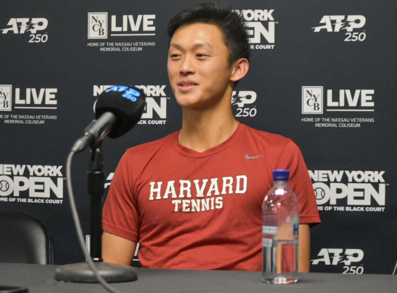 """ATP New York Open: Brian Shi describes """"amazing atmosphere"""" in professional debut"""