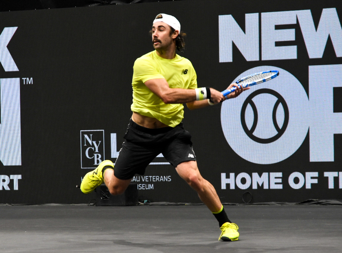 ATP New York Open Day 5 wrapup: Thompson battles past Isner, joins Opelka, Edmund, Jung in quarterfinals