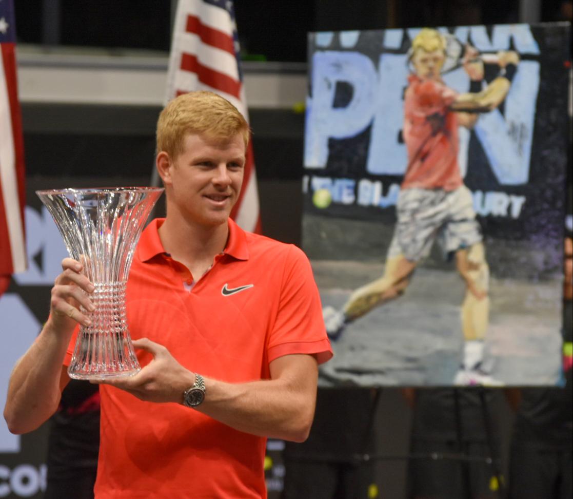 ATP New York Open: Kyle Edmund takes home championship with victory over Andreas Seppi