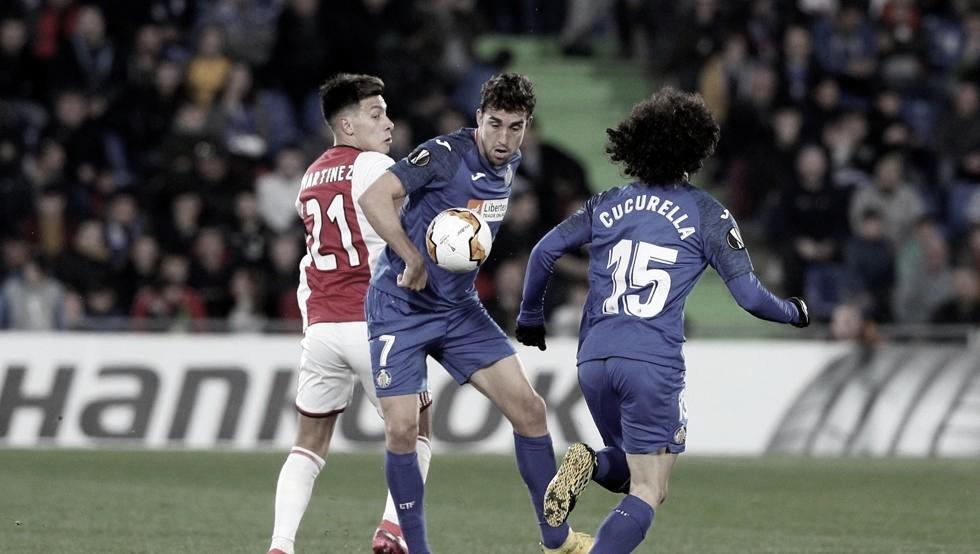 Resumen Inter de Milán2-0 Getafe CF