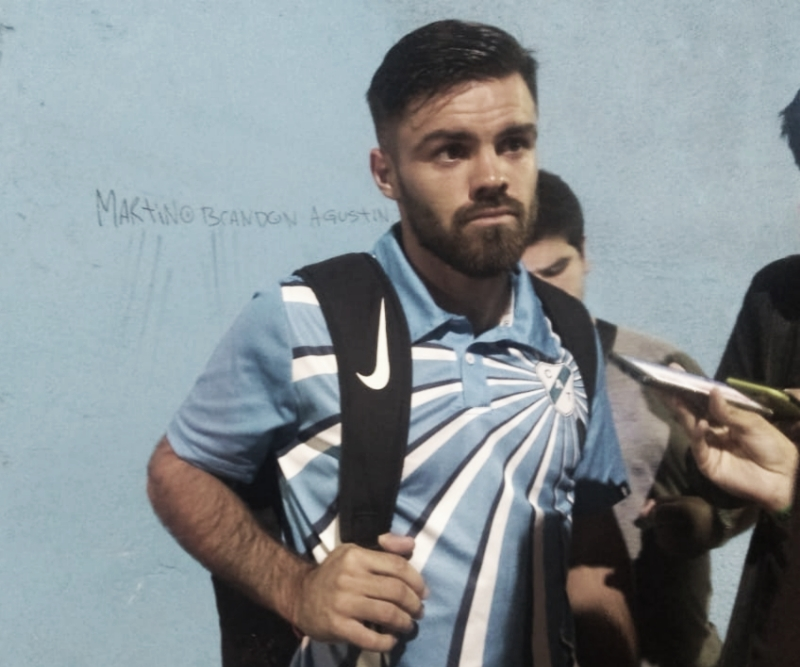 """Mauro Cerutti: """"Un partido para dar vuelta la página rápido"""""""